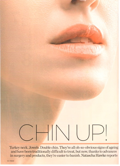 Friday Magazine - Chin UP